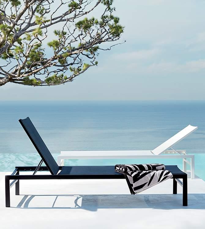 Keep Cats Off Patio Furniture.Modern Outdoor Furniture Decor Cb2