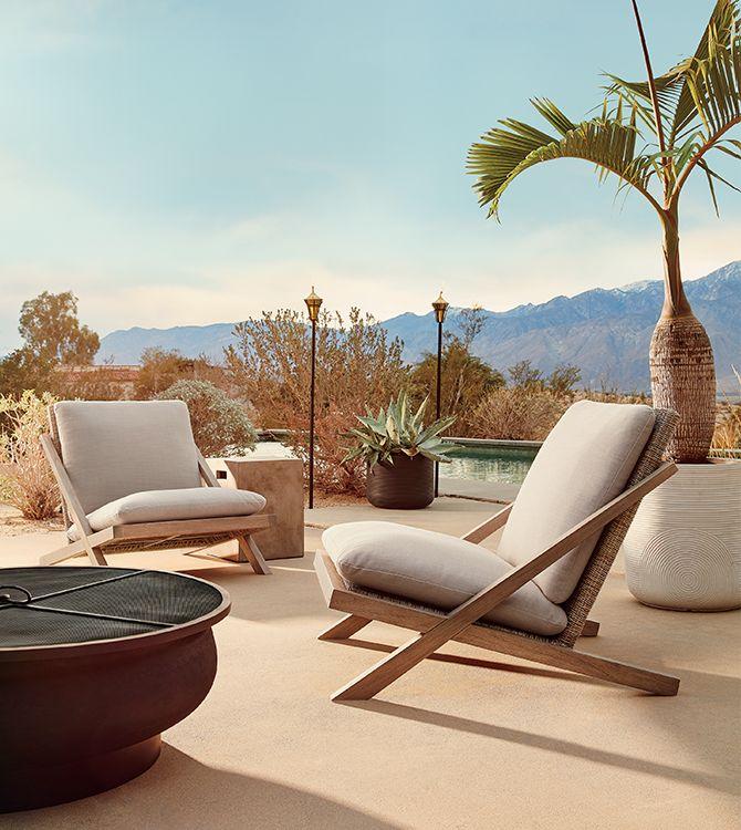 Genial Modern Outdoor Furniture U0026 Decor | CB2