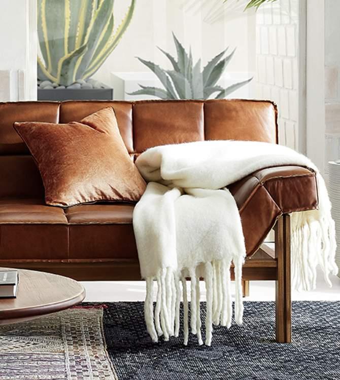 Strange Modern Throw Pillows Poufs Decorative Throw Blankets Cb2 Andrewgaddart Wooden Chair Designs For Living Room Andrewgaddartcom