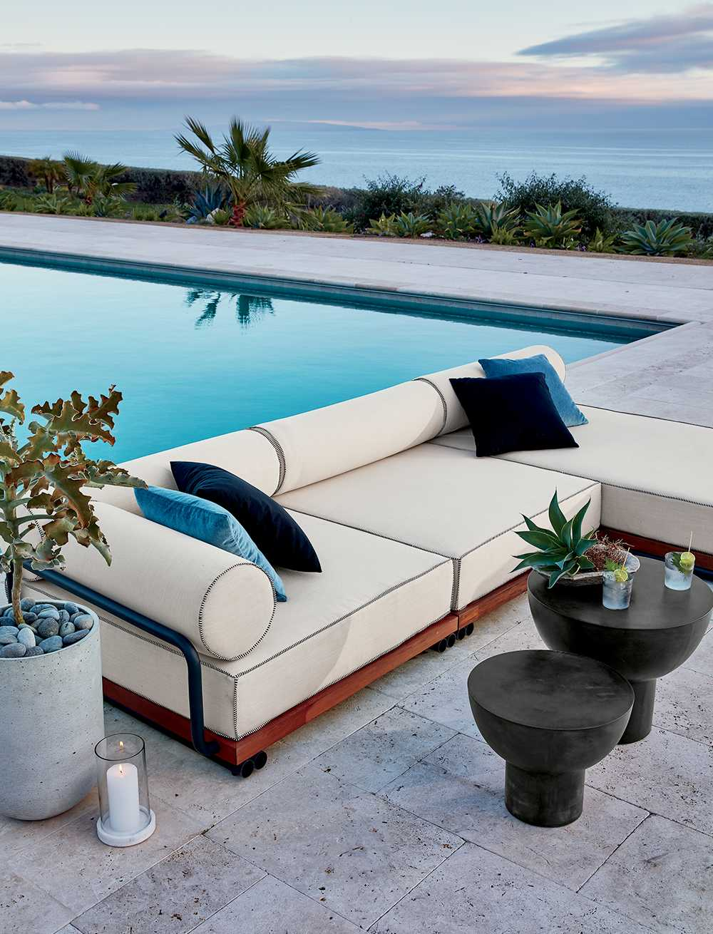Modern Outdoor Furniture Decor Cb2