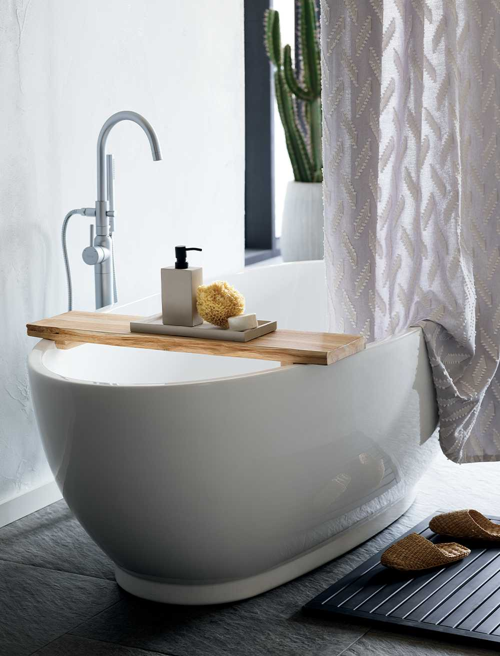 New bath accessories for your bath