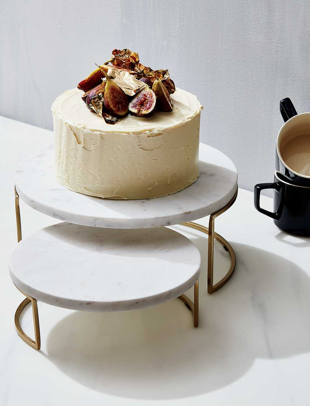 Favorite kitchen items like this cake stand