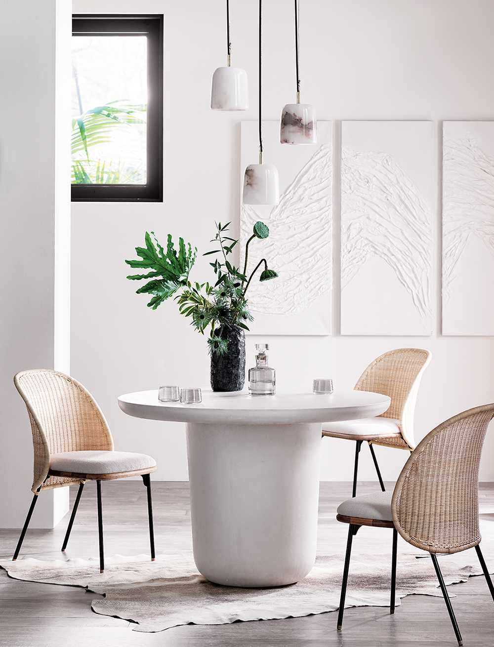 50 Strikingly Modern Dining Rooms That Inspire You To: New Modern Furniture, Home Decor & Accessories