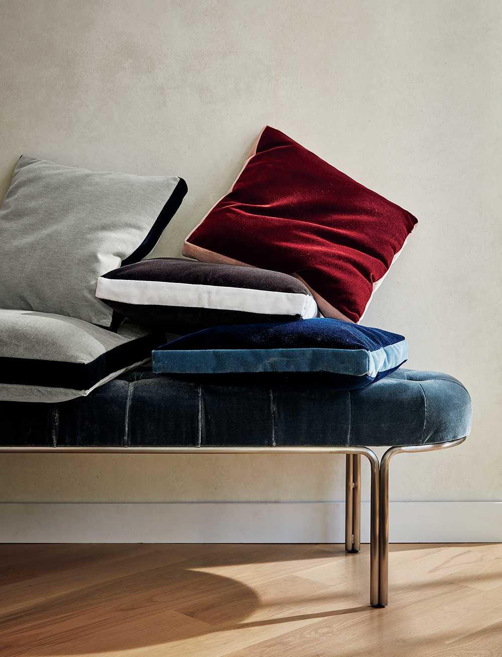 Modern Throw Pillows, Poufs & Decorative Throw Blankets | CB2