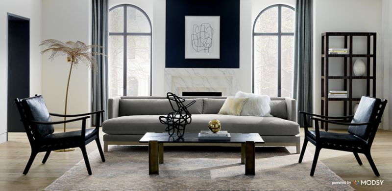 Virtual room design Real stylists Modern and
