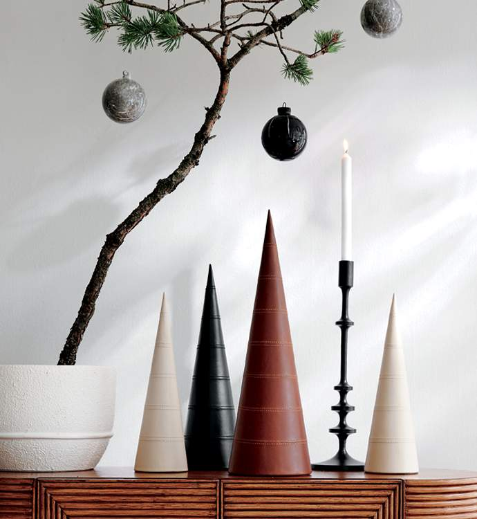 Modern Holiday Decor Christmas Decorations For 2020 Cb2
