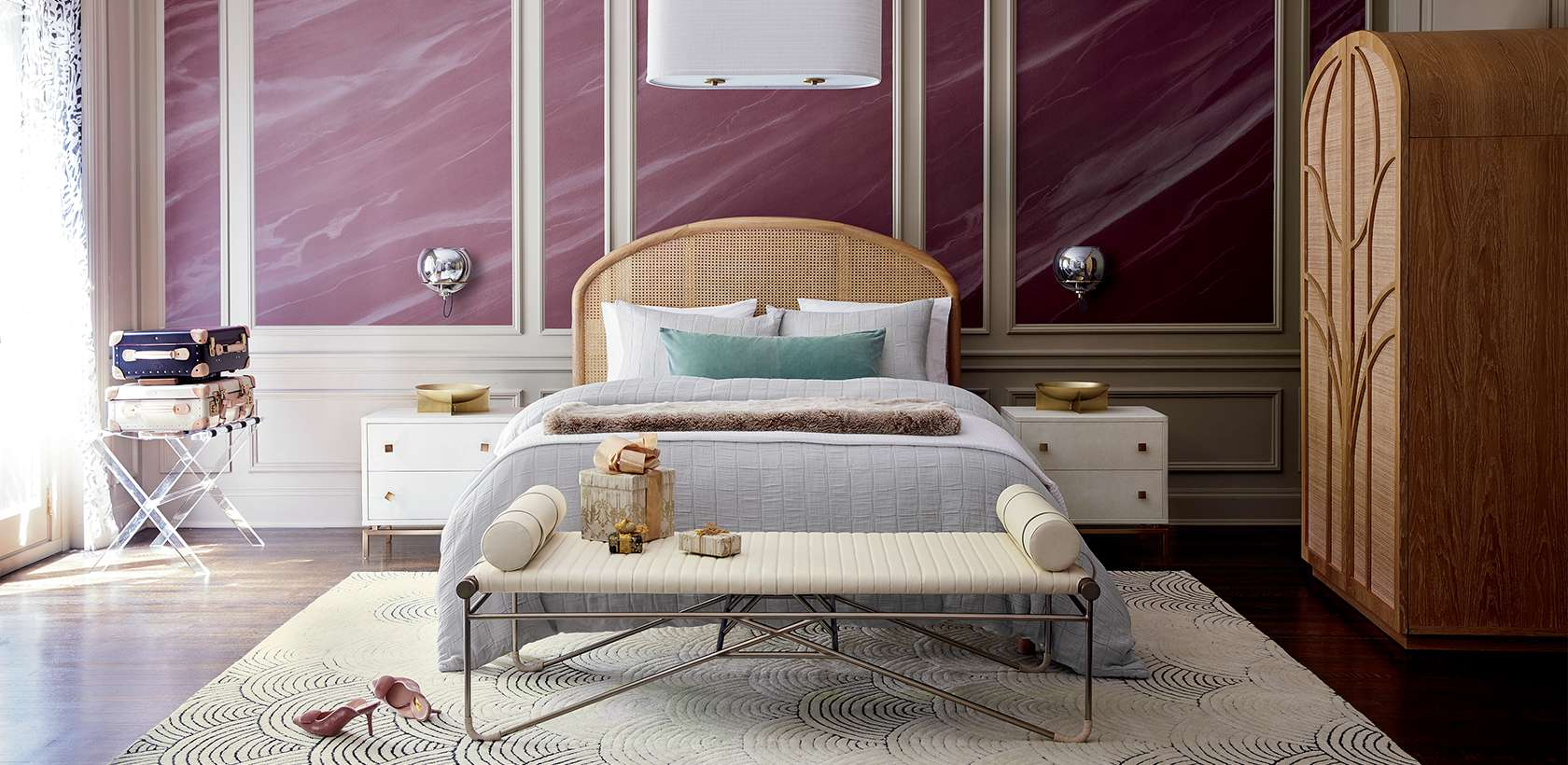 Sanctuary Space Bedroom Furniture