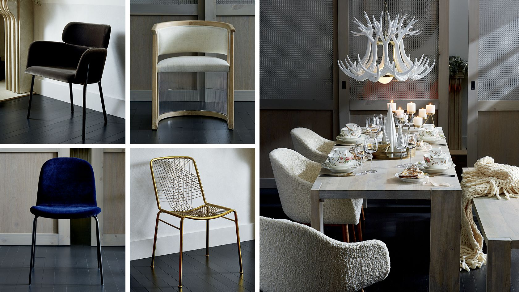 Chair Designs For Dining Room unique furniture: modern + edgy | cb2