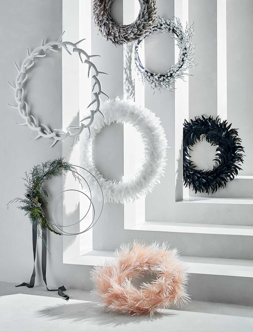 shop variety of holiday wall decor
