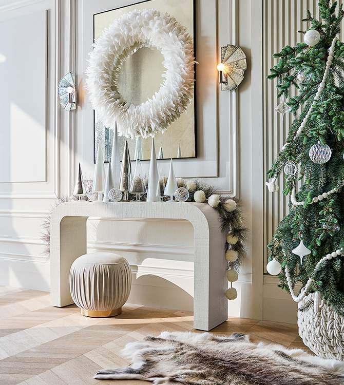 Modern Holiday Decor and Christmas Decorations | CB2
