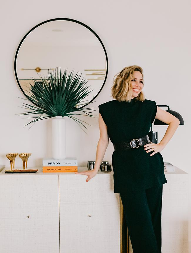 How entrepreneur Jaclyn Johnson designed her dream home — all online. Read and Shop.