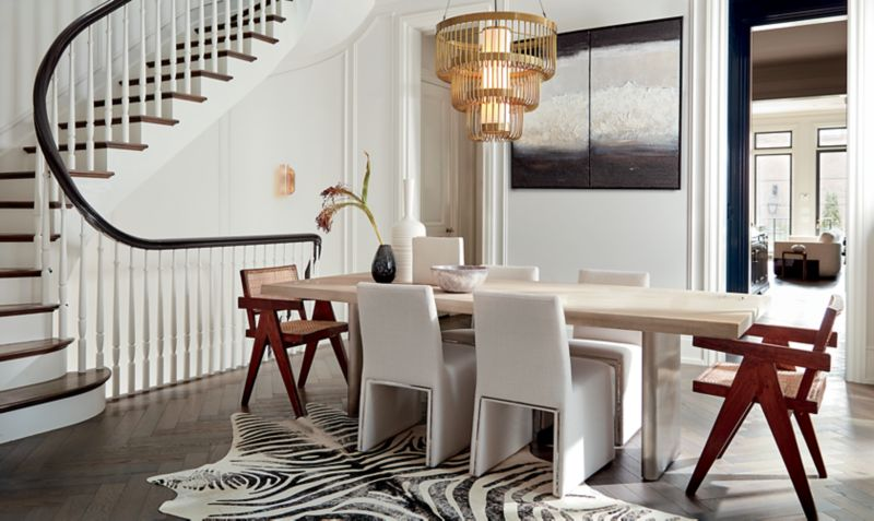Wood modern furniture Amazing Its All In The Mix Nella Vetrina Unique Furniture Modern Edgy Cb2