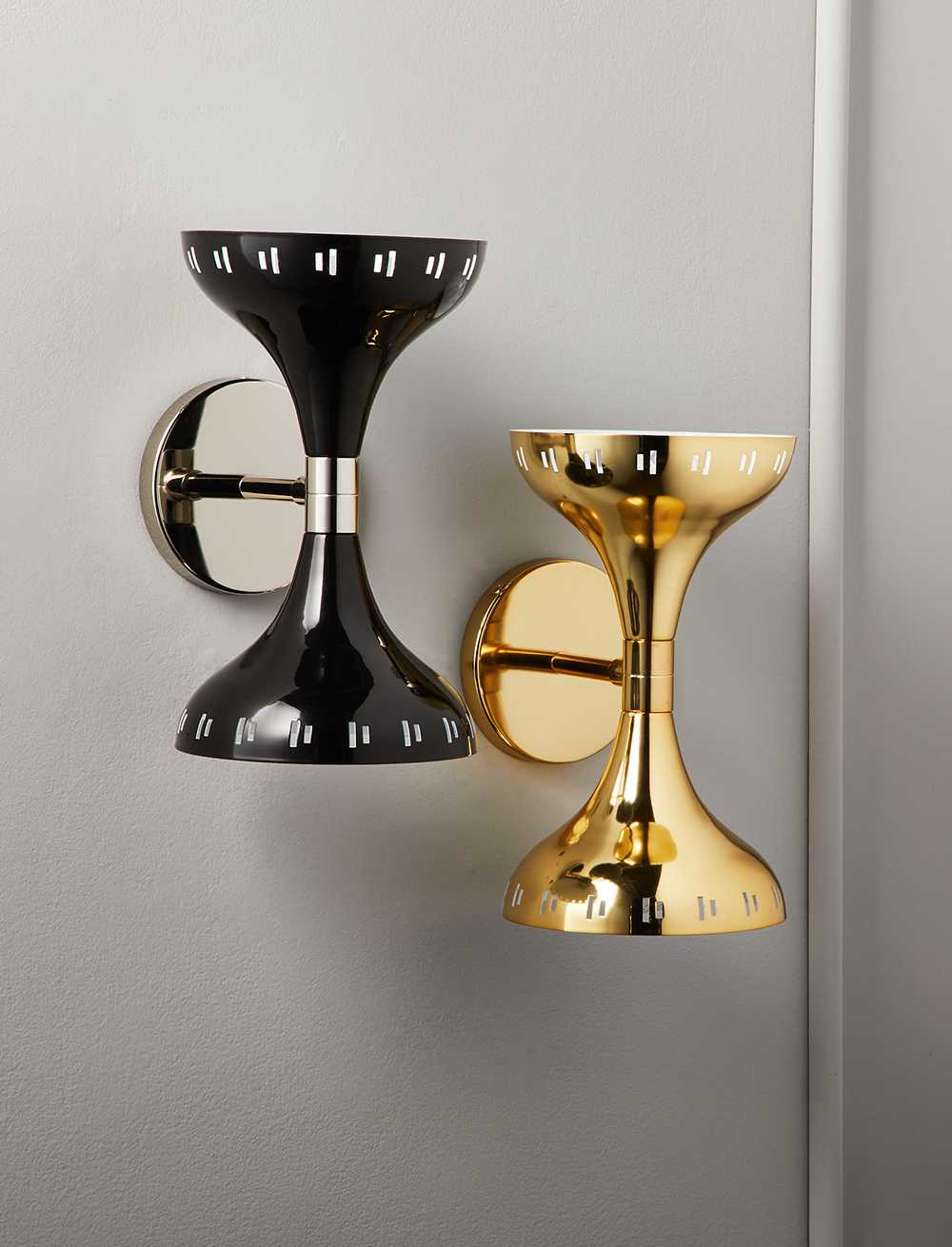 View CB2 Wall Sconces