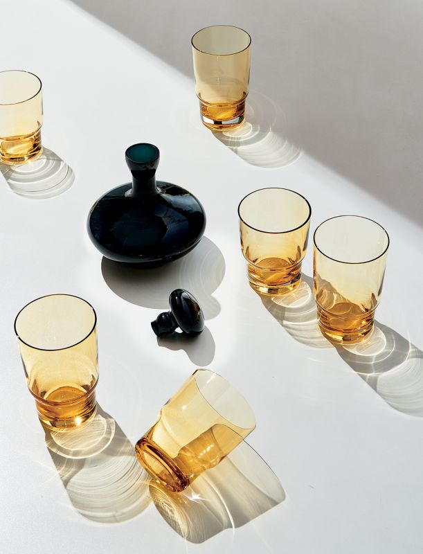 Contemporary Drinkware And Bar Cb2