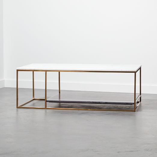 Incredible Modern Coffee Tables Cb2 Evergreenethics Interior Chair Design Evergreenethicsorg