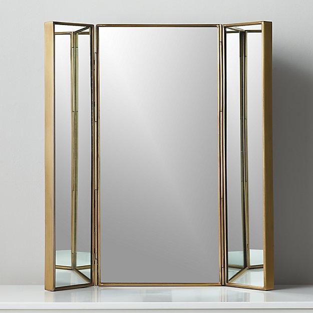 3-Way Vanity Mirrror - Image 1 of 5