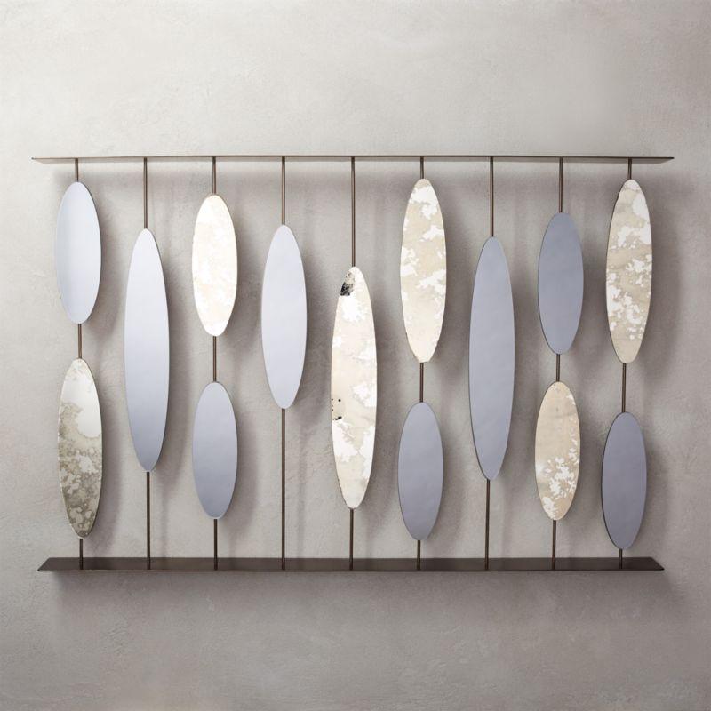 Metal Wall Art Cb2