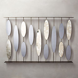 Abbey Mirror Wall Decor