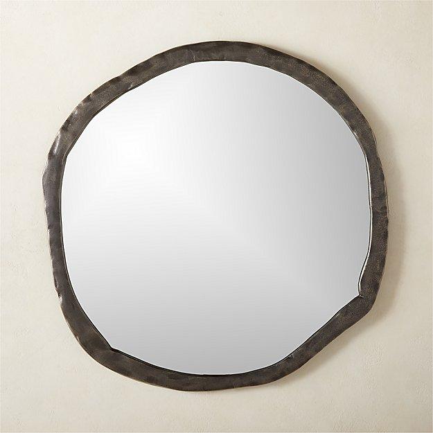 """Abel Black Mirror 34"""" - Image 1 of 4"""