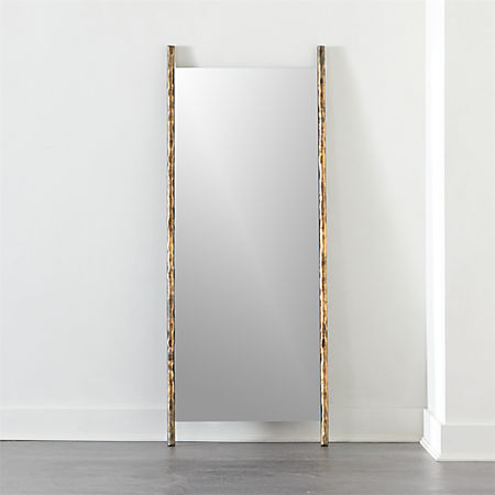 Abel Leaning Floor Mirror Reviews Cb2