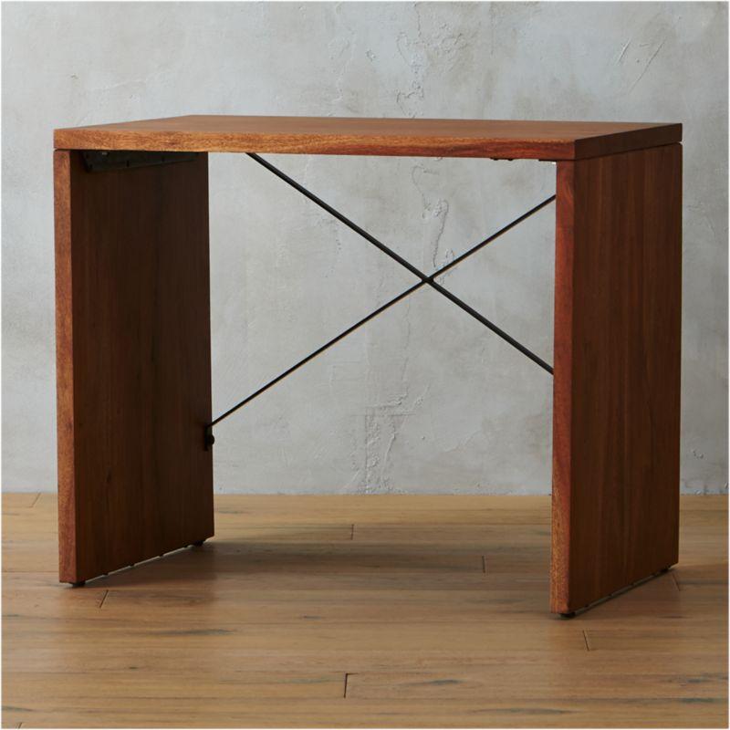 Rustic Modern Furniture CB2