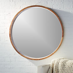 Modern Mirrors For Bedrooms And Bathrooms Cb2