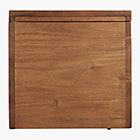 View product image acacia storage bench - image 9 of 9