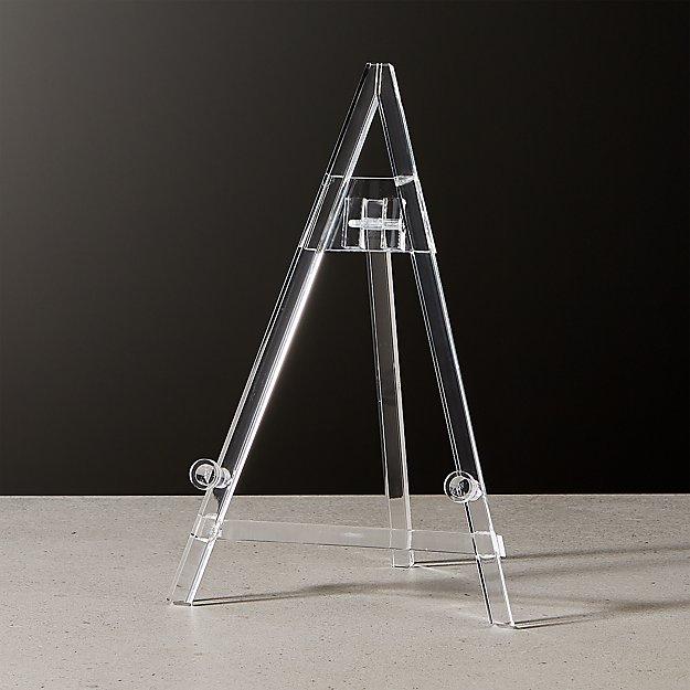 Acrylic Baby Easel - Image 1 of 4
