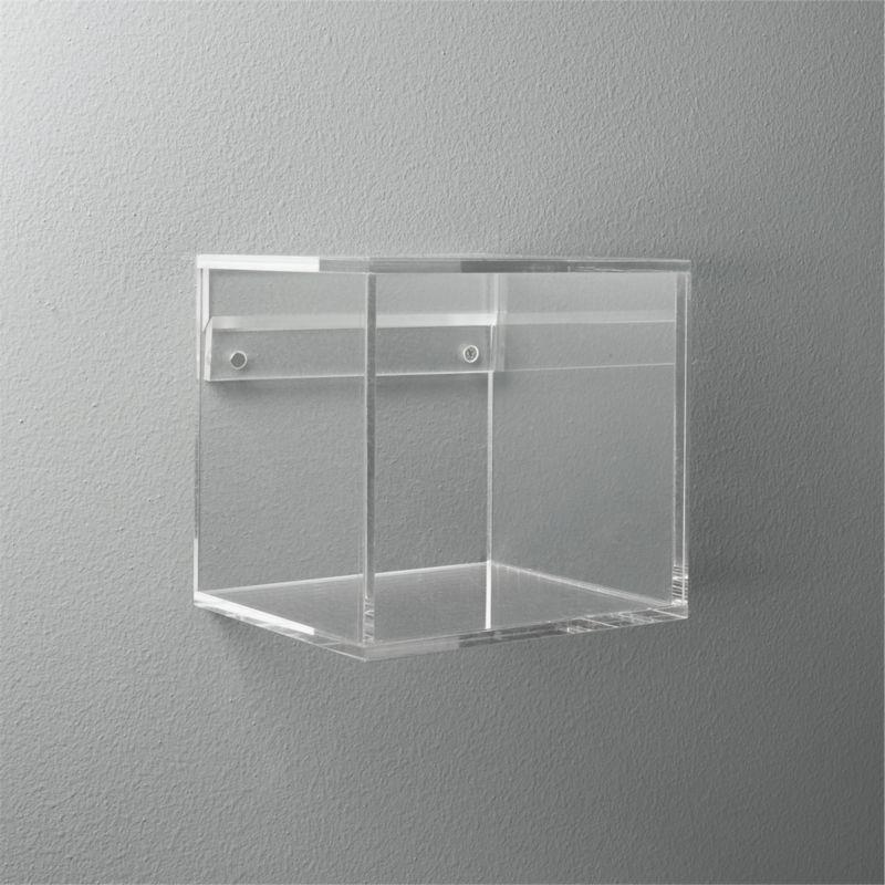 Small Wall Shelves Cb2