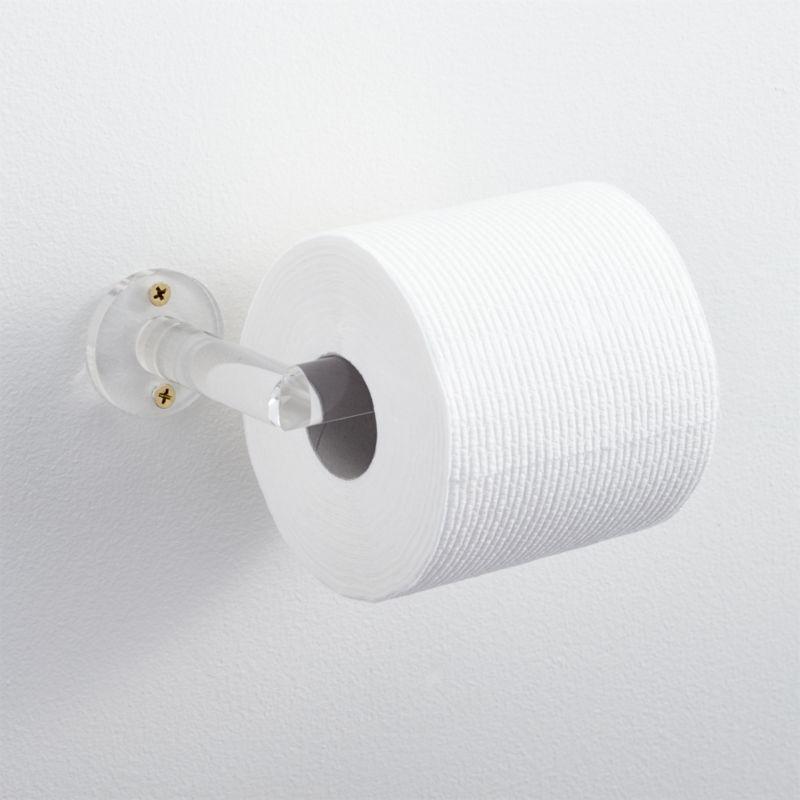 toilet paper holders   CB2