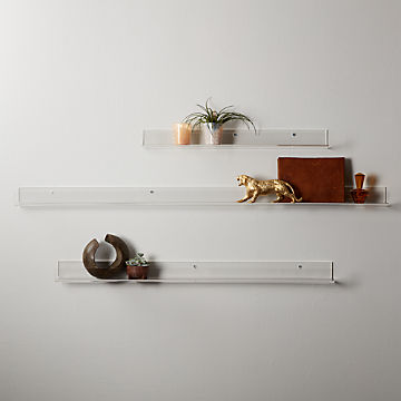 Modern Shelving And Wall Mounted Storage Cb2 Canada