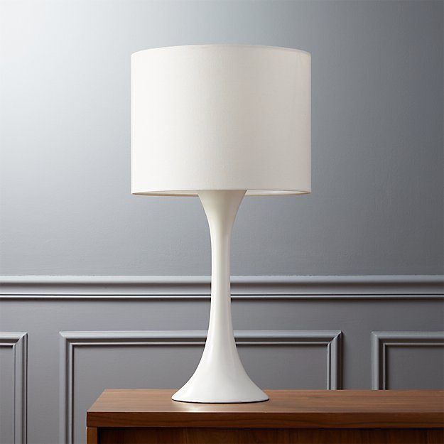 Ada II White Table Lamp Reviews