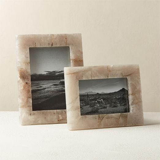 Agate Frames
