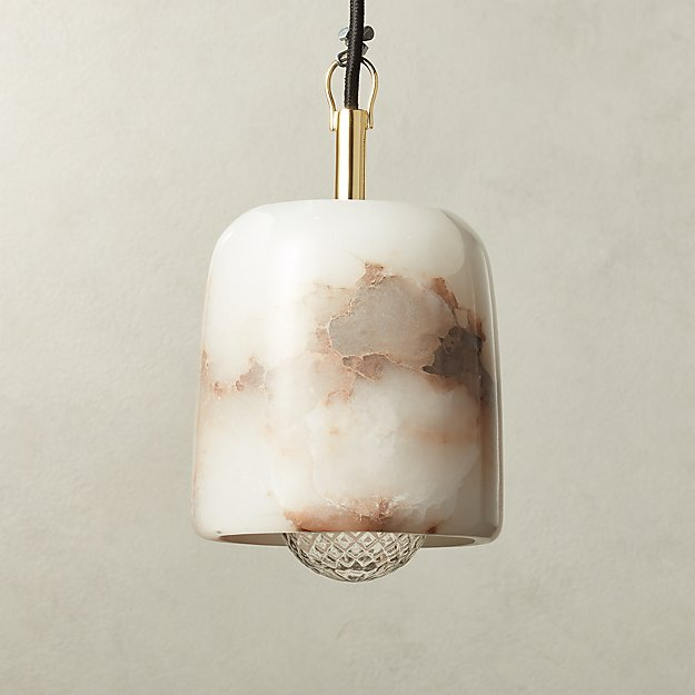 Alabaster Pendant - Image 1 of 9