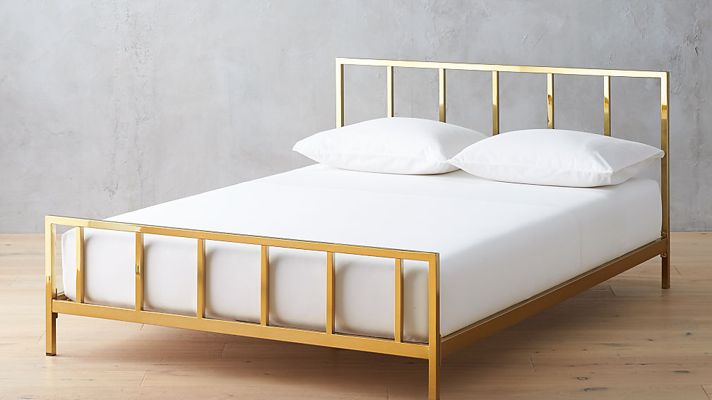 Full Bed.Alchemy Bronze Bed