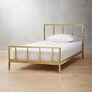 Modern Twin Beds | CB2