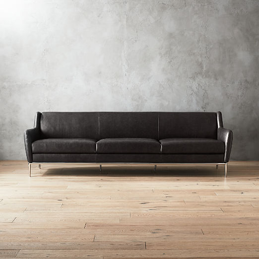 Modern Sofas, Couches and Loveseats | CB2