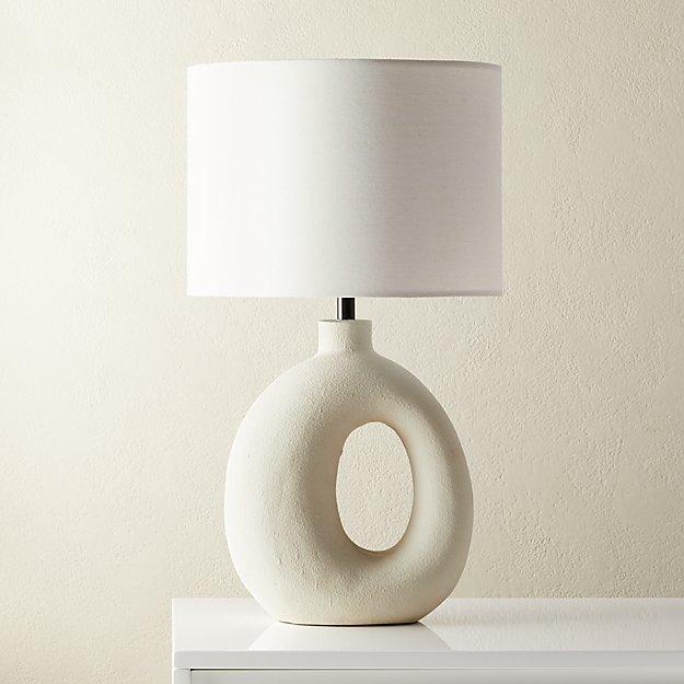 Algarve Ceramic Table Lamp - Image 1 of 6