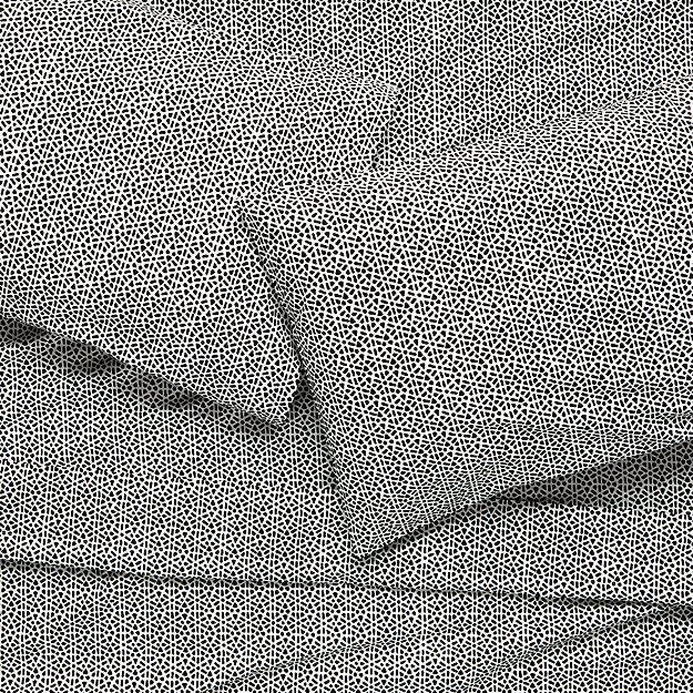 Almora Black and White Sheet Sets - Image 1 of 3
