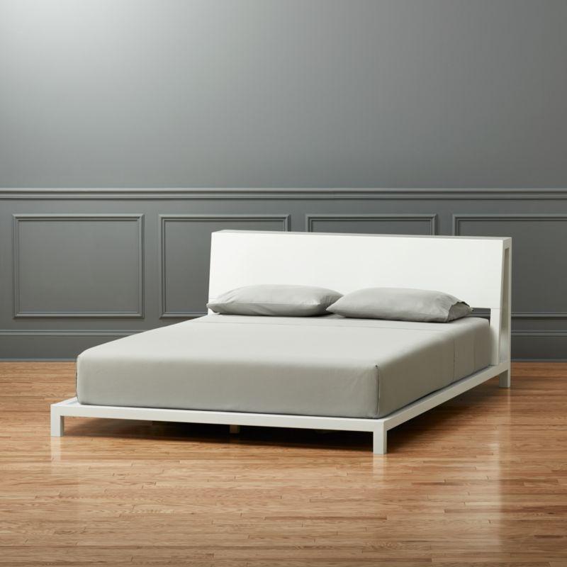 Popular White Bedroom Set Queen Set