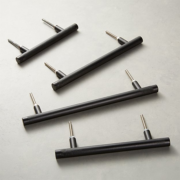 Amp Matte Black Handles - Image 1 of 7