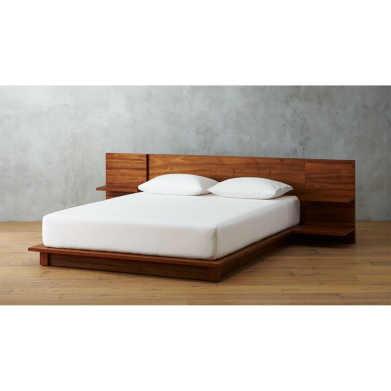 Custom Made Beds Image Gallery: Andes Acacia Bed