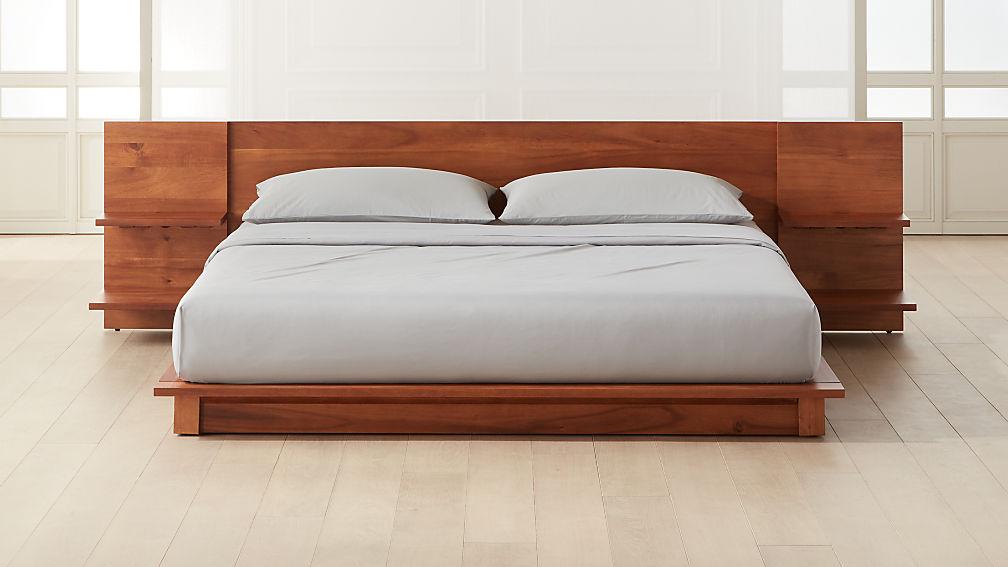 Andes Acacia King Bed - Image 1 of 8