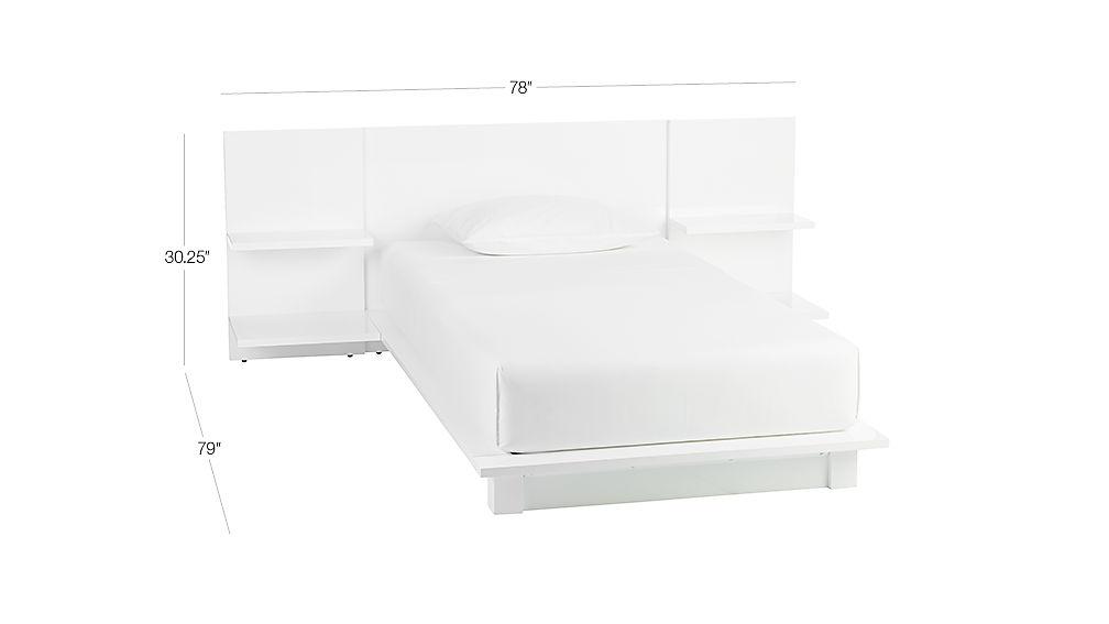 d01be1e856ddea Andes White King Storage Bed – Fondos de Pantalla