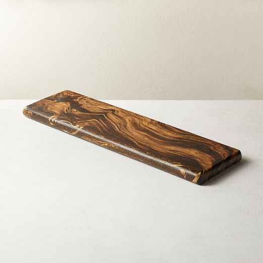 Astral Rectangular Acacia Serving Board