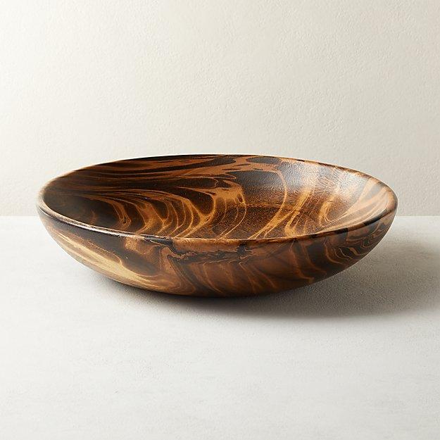 Astral Acacia Serving Bowl - Image 1 of 5