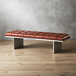 Modern Storage Benches And Dining Benches Cb2