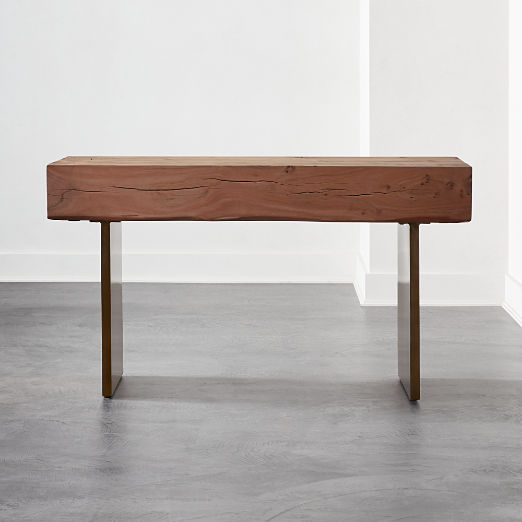 Austin Live Edge Console Table