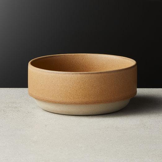 Axel Caramel Soup Bowl