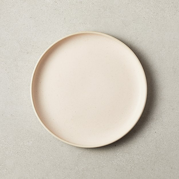 Axel Light Pink Salad Plate - Image 1 of 6
